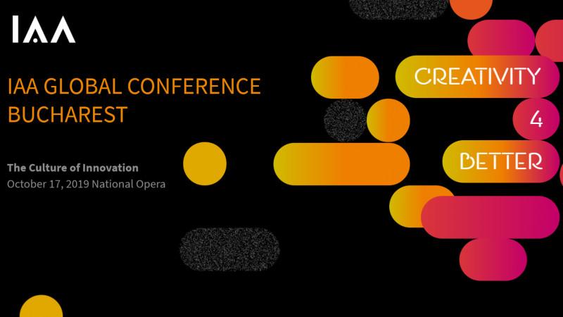 În 2019, Kubis e creatorul identității vizuale pentru IAA Global Conference