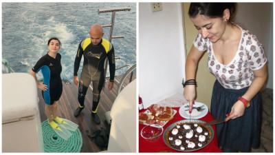 [Obsesii part-time] Ioana Teodorescu (MRM/McCann), prajituritul si lumea din adancuri