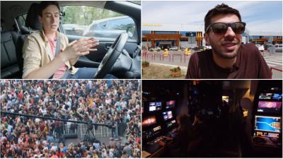[România pe YouTube] Oboseala de după concediu și viața după festivaluri
