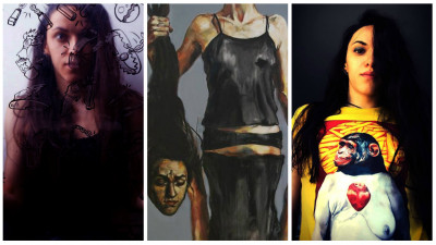 [Obsesii part-time] Adelina Gavrilă (pastel), soldățelul artelor vizuale