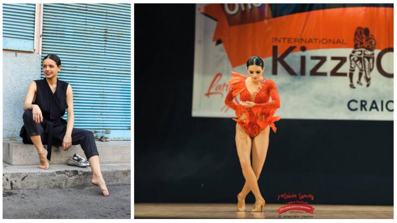 [Obsesii part-time] Ana-Maria Stoica (Golin): Dansul este cea mai sinceră exprimare a personalității mele