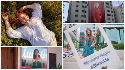 Diversitatea frumusetii feminine, inca nereprezentata in peisajul media. Dove lanseaza un apel pe plan local prin campania #ShowUs