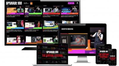 """UPGRADE 100 lansează """"The Virtual Festival"""": peste 600 de prezentări, workshopuri și conținut profesional dedicat specialiștilor în marketing online și transformare digitală"""