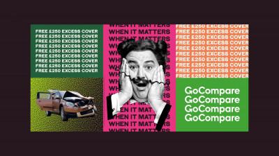 Râs cu plâns într-o reclamă pentru asigurări auto