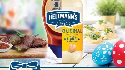 Hellmann's - Adauga savoare