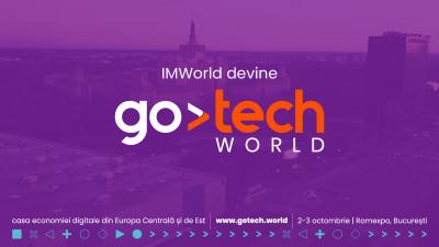 Internet & Mobile World devine go>tech world, casa economiei digitale din Europa Centrală și de Est
