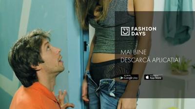 Fashion Days - Mai bine descarci aplicatia