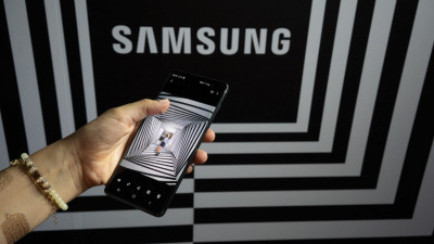 Samsung - #seetheimpossible