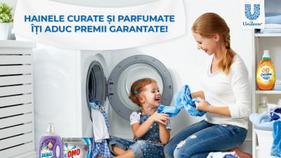 Unilever - Haine curate, premii garantate
