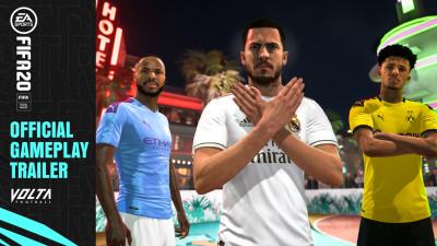 FIFA 20 readuce jucătorii pe străzile orașelor cu VOLTA Football