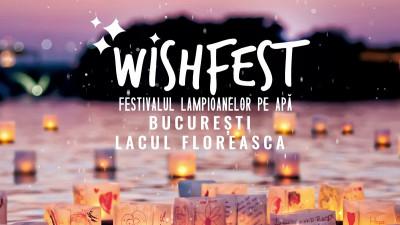 WishFest, primul festival dedicat lampioanelor pe apă, între 14 - 15 septembrie, în București