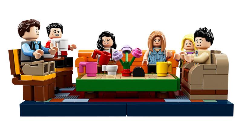 Cadou de la LEGO pentru cea de-a 25-a aniversare Friends