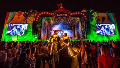 The Carnival a adus un suflu nou festivalurilor de tip street food din România