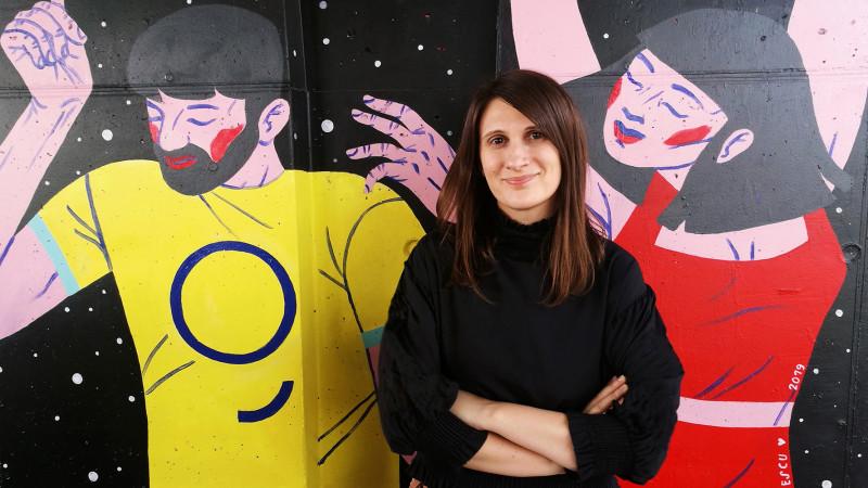 [Pe strada lui George] Ramona Chirica: Să știi că totul s-a făcut și s-a spus deja, dar și că acest tot e un puzzle cu o mulțime de soluții