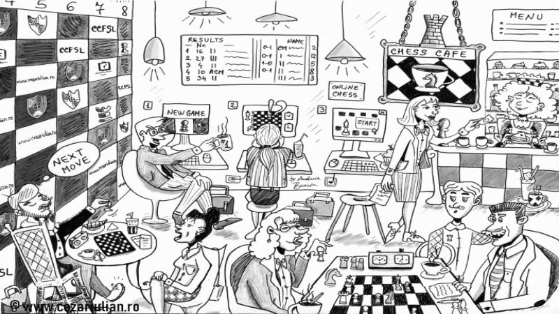 """Campionatul de Șah Corporate Pe Echipe """"PALLAS ATHENA"""""""