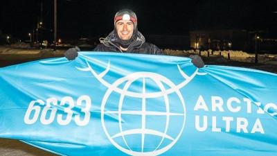 Vlad Crisan-Pop alearga 130 km cu 12.000 D.N. la Tor des Geants Italia pentru copiii din tabăraMagiCAMP