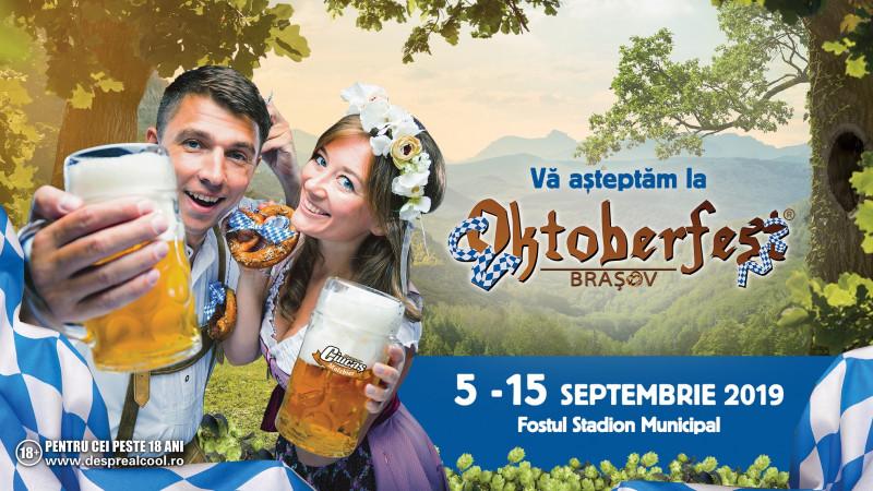 Ciucaș continuă parteneriatul cu Oktoberfest pentru al 11-lea an consecutiv