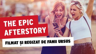 The Epic Afterstory by URSUS, primul aftermovie de la Untold filmat chiar de fani, cu telefoanele lor