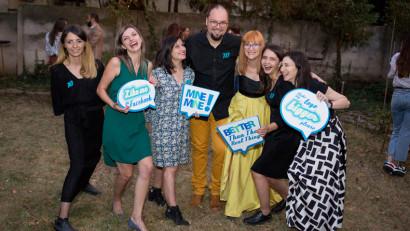 Aim At Heart își sărbătorește clienții și colegii la a 10-a aniversare