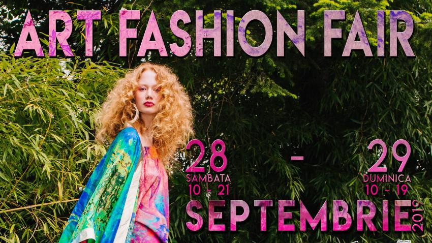 Art Fashion Fair îți prezintă cei mai creativi designeri autohtoni și te invită să îi cunoști weekend-ul acesta