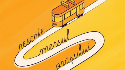 Un tramvai din București, gazdă a poeziei în luna septembrie