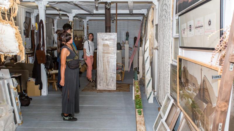 Ultimul weekend de întâlniri memorabile în spatiile de creație ale artiștilor vizuali, 21-22 septembrie 2019