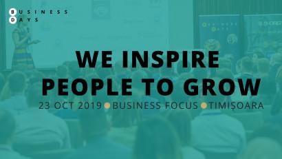 Business Focus aduce la Timișoara lideri în business și programe specialede employer branding, inteligență emoțională și leadership