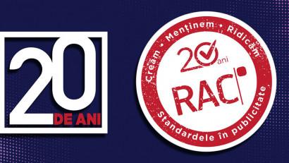Consiliul Român pentru Publicitate - 20 de ani de autoreglementare în publicitate