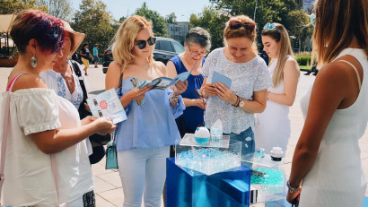 Caravana WATER POWER by SEPHORA: 5 orașe și multe surprize