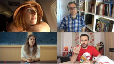 [România pe YouTube] Povești cu vloggeri, poze cu fete, sfaturi cu tine însuți