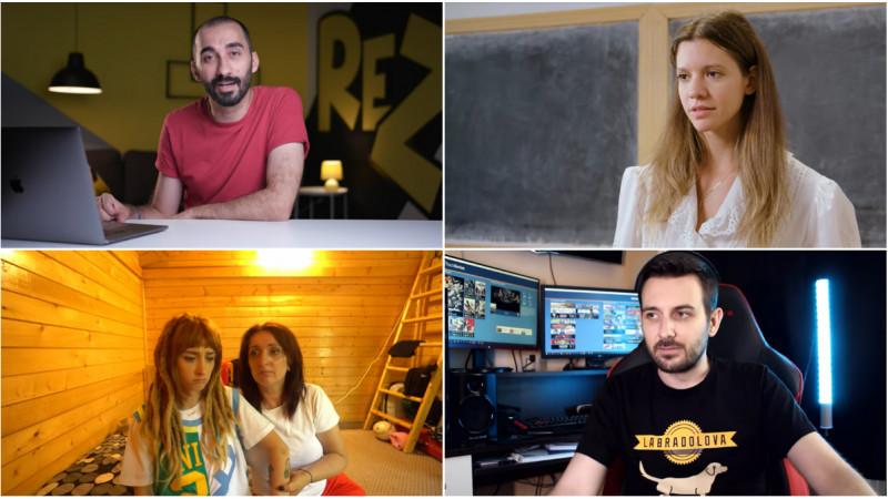 [România pe YouTube] Viața printre seriale, burgeri și surprize