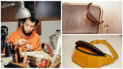 Adi Veg, meșteșugar în piele: De când mă știu mi-a plăcut să fac chestii cu mâinile. Să repar, să stric, să modific