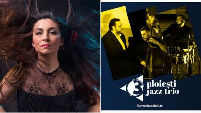 Luiza Zan și Ploiești Jazz Trio concertează vineri la Karpatia Horse Show