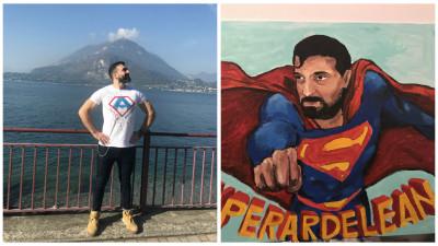 [Obsesii part-time] Alexandru Nedeianu: Era un pusti slabut, putin cam introvert, care a gasit alinarea in Comic Book-uri