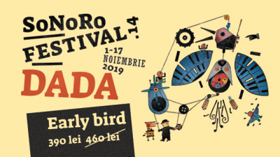 Festivalul SoNoRo XIV – Un manifest dadaist