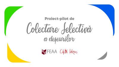 #GoingGreen - Proiect pilot de colectare selectivă a deșeurilor la Facultatea de Economie și Administrarea Afacerilor Iași