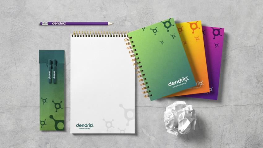 Rusu+Borțun Brand Growers semnează rebrandingul Dendrio