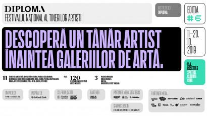 Următoarea generație de artişti români îşi expune lucrările la DIPLOMA 2019