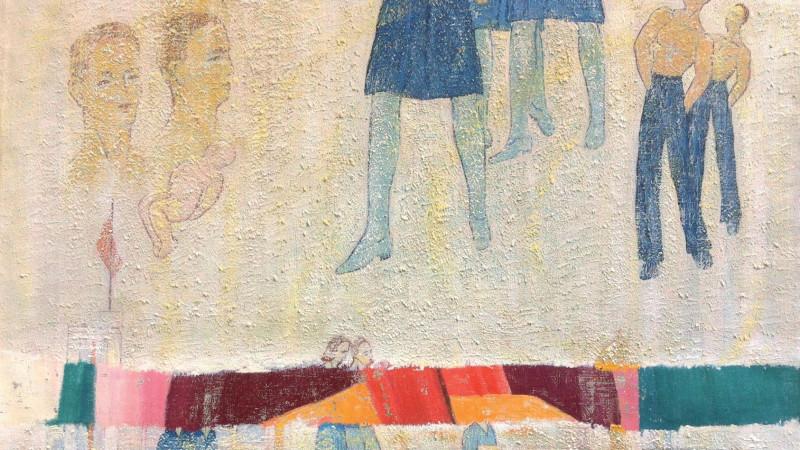 """Expoziție-eveniment la Rezidența BRD Scena9: """"Mattis Teutsch. Avangardă și realism constructiv"""""""