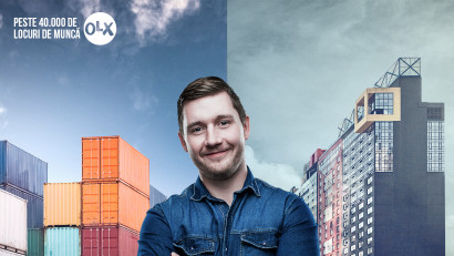 Campania semnată de Publicis pentru OLX - Locuri de muncă a trecut de toate interviurile