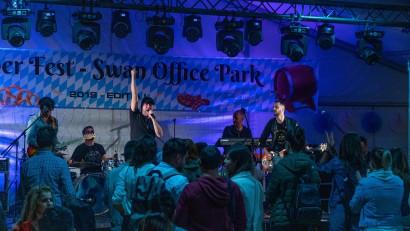 Noul trend pentru fidelizarea angajaților: primul Oktoberfest corporatist în nordul Bucureștiului