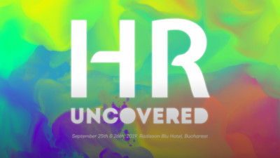 Shared experience for better business @ HR Uncovered, București