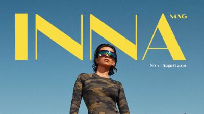 INNA lansează INNAMag, propria revistă online, unde artista împărtășește o parte din viața și experiențele ei