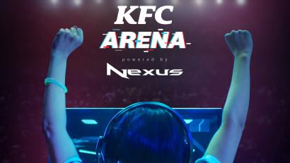 KFC România anunță lansarea KFC Arena, o competiție națională de CS:GO, în contextul celebrării a 20 de ani de la apariția primului joc video Counter Strike. Marea finală a KFC Arena se va desfășura pe scena Bucharest Gaming Week