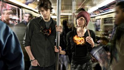 Fenomenul Metro Crush. Dragoste la prima statie