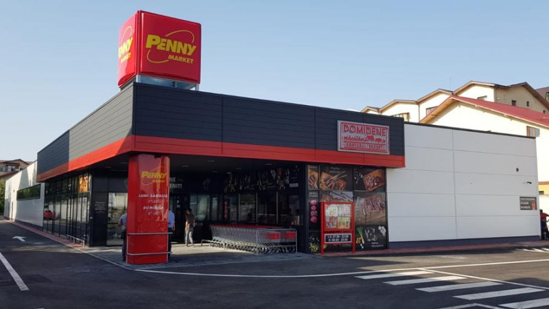 PENNY Market mărește venitul minim net de intrare în companie la 2.000 de lei