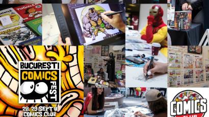 Personaje din tot felul de lumi desenate se intalnesc in weekend la Bucuresti