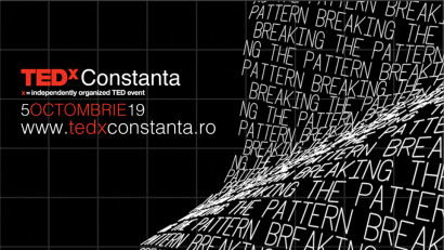 TEDxConstanta 2019 - Breaking the Pattern