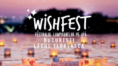 Mai sunt două zile până la WishFest, primul festival dedicat lampioanelor pe apă