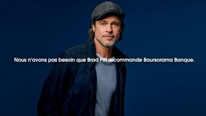 Nu avem nevoie de Brad Pitt, dar da bine in spot totusi